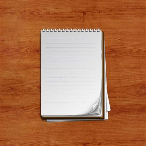 notebook template psd cuaderno de notas libreta chica psd by gianferdinand on
