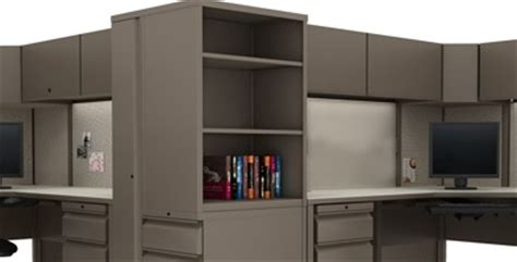 Office Cubicle Storage by Cubicle Storage Ideas City Office Furnishings