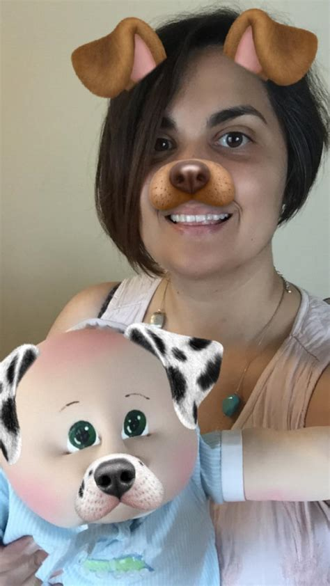 snapchat dalmatian filter secret faceswap