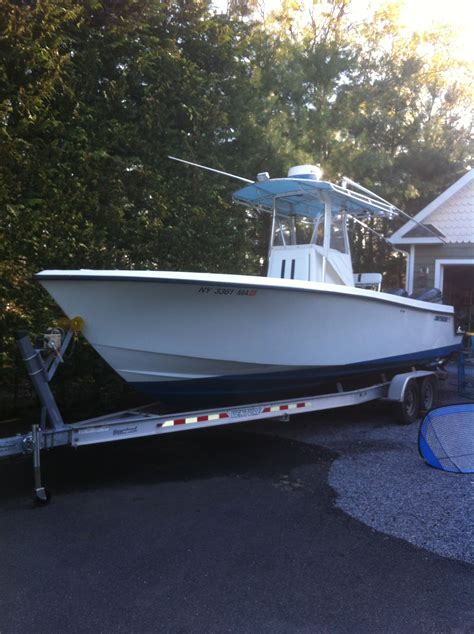 contender boats for sale long island clean 2004 25 open contender the hull truth
