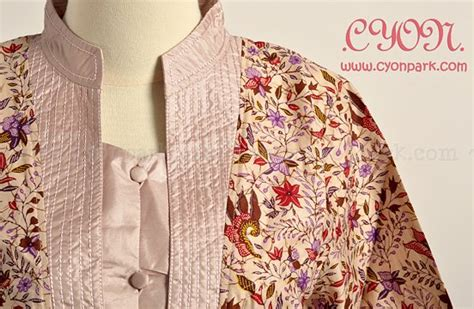 Bg193 Size M Stretch Baju Atasan Wanita Pakaian Import Murah Blouse batik cantik collections butik shop tas pesta belt wanita cyonpark