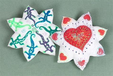 Cool Pillows To Make by Cool Pillows Craft Crayola