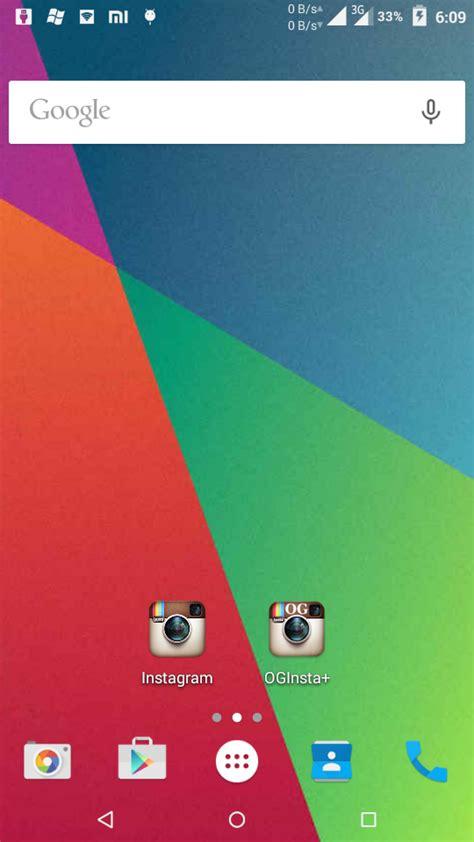 cara membuat 2 akun instagram dalam satu android cara menjalankan dua akun instagram dalam satu android