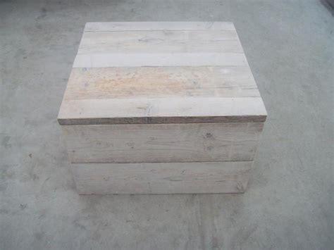 salontafel kist steigerhout steigerhout sloophout kist salontafel te koop aangeboden