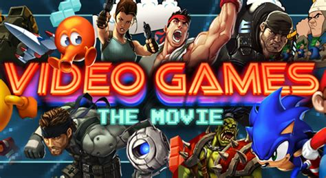 film gane video video games the movie review the past present and future