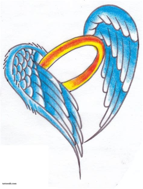 wings with halo tattoo designs 91 best draw tech images on wing