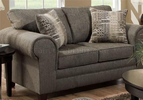 sectional sofa with ottoman set graphite fabric sofa loveseat set w optional ottoman chair