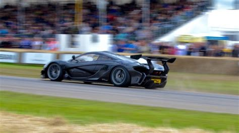 the 163 3m mclaren p1 lm become the fastest road
