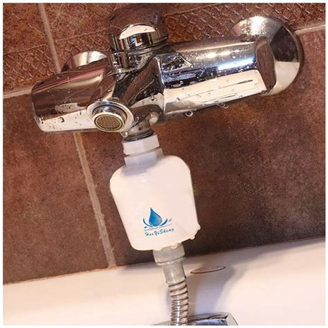 Shower Faucet Filter by Kitchen Water Tap Clean Softener Remove Home Shower Faucet