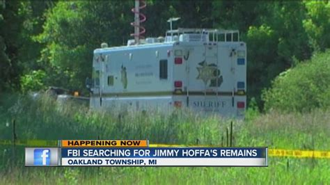 Michigan Property Records Search Search Underway On Michigan Property For Jimmy Hoffa S