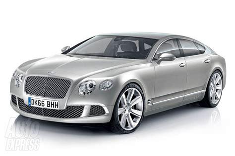 new bentley 4 door bentley也將加入超夯的4 door coupe行例 癮車報