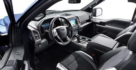 2017 ford f 150 raptor cabin   The News Wheel