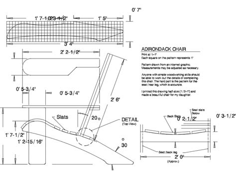 adirondack chair dxf file axisco