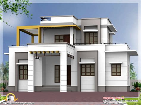 home design roof styles flat roof house plans images house design plans