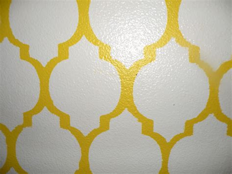 wall paint stencils casual cottage