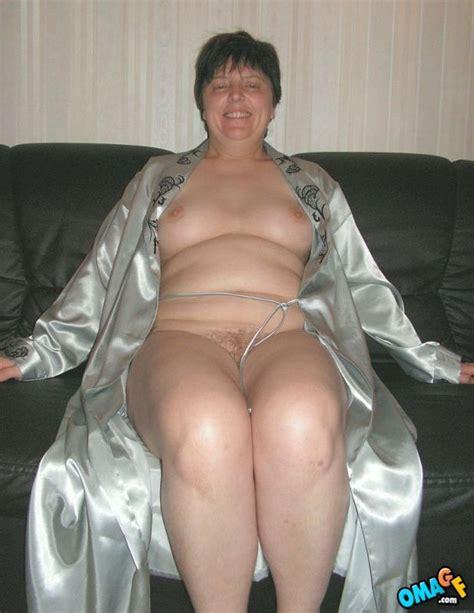 Homemade Naked Granny