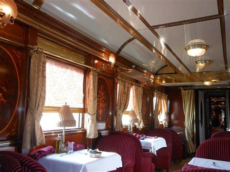 carrozza treno treni di lusso in spagna per veri intenditori