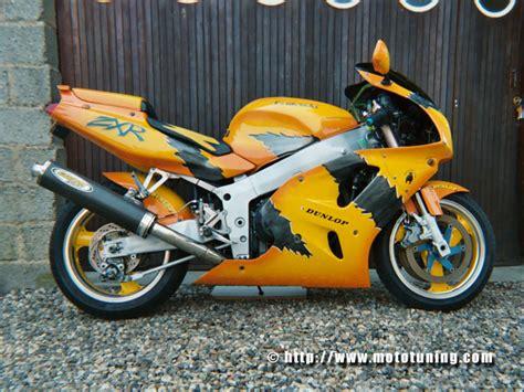 Raket Kawasaki King 22 stinger moto tuning