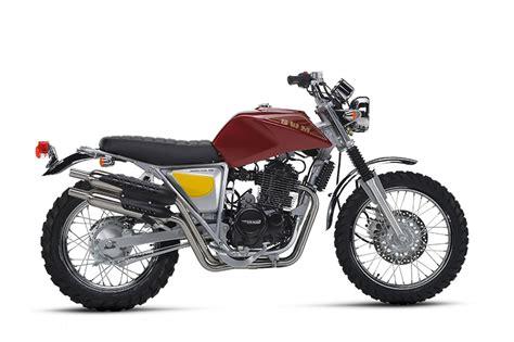 Motorrad 125 Ccm Chopper Hypster by Nouveaut 233 Moto Le Monocylindre De Swm Arrive En