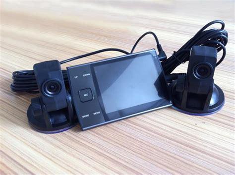 Dual Lens Vehicle Black Box Dvr 5 Megapixels Kamera Mobil 3 5 quot hd dual lens separate car dvr recorder vehicle black box ebay