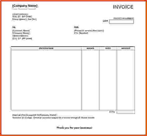 work invoice template pdf service invoice template pdf hardhost info