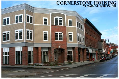 new hshire housing authority section 8 cornerstone housing north inc tccap