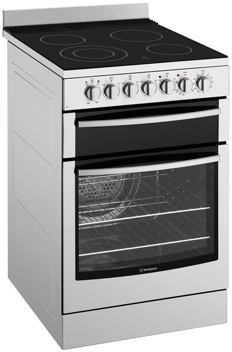 Oven Freestanding new westinghouse wfe547sa 54cm freestanding electric oven stove aud 1 165 00 picclick au