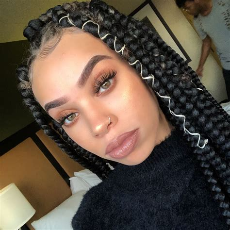 pictures of mature black women wearing crochet braids aaaashleylove book your jumbo box braid appts today