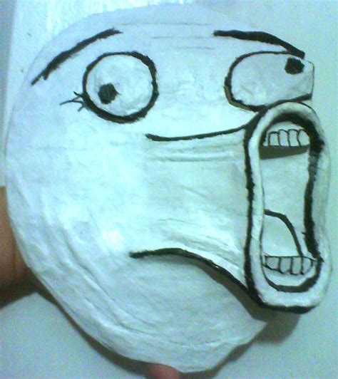 Troll Meme Mask - meme masks lol by psycho stress on deviantart