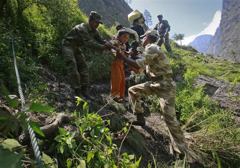uttarakhand biography in hindi uttarakhand floods indian army the unsung heroes