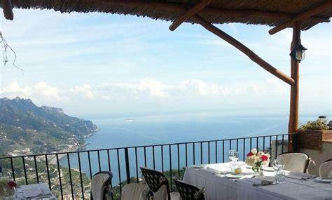 best restaurant amalfi coast restaurants ravello raffaele boutique hotel italy