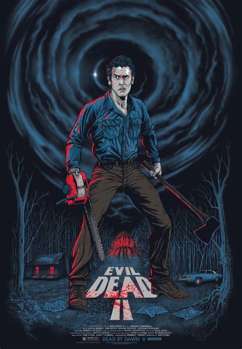 film evil dead 2015 inside the rock poster frame blog gary pullin evil dead 2