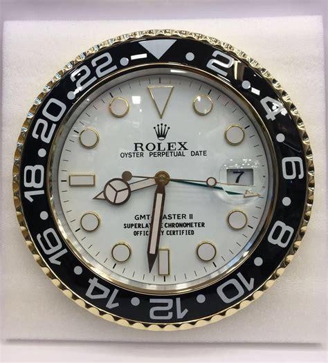 Rolex Wall Clock 2 buy rolex wall clocks in india vertuphonesindia