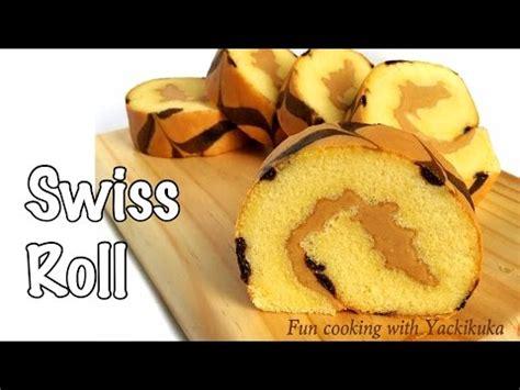 youtube membuat bolu gulung bolu gulung resep bolu gulung roll cake recipe doovi