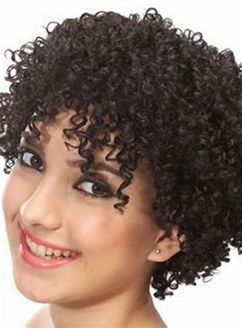 Best Hair Style Wigs by Afro Curly Hair Styles For Black Wig Best