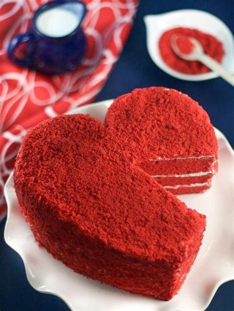 velvet valentines day cake pictures photos and