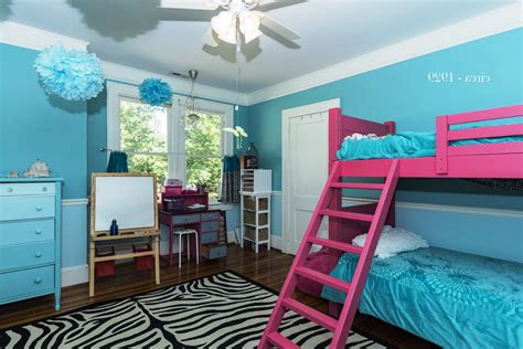 light blue and red bedroom teal and silver wallpaper girls bedroom ideas blue pink