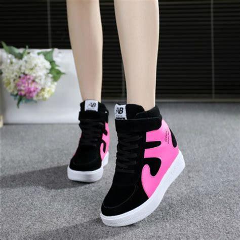 Sepatu Semi Boot Wanita boot sneakers for beli murah boot sneakers for