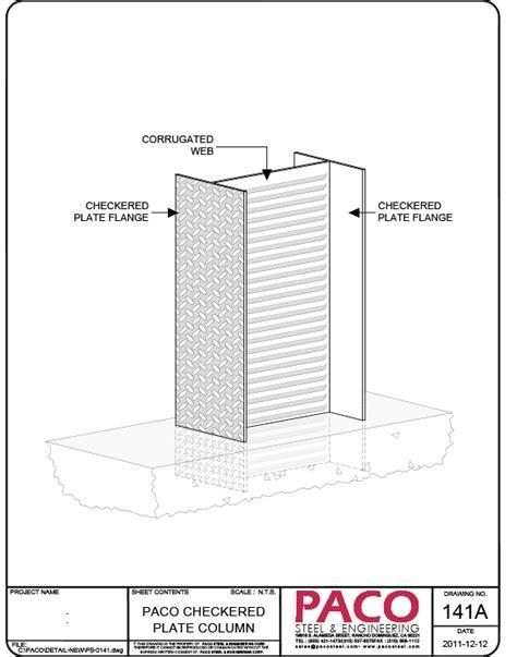 custom beam column pacosteel