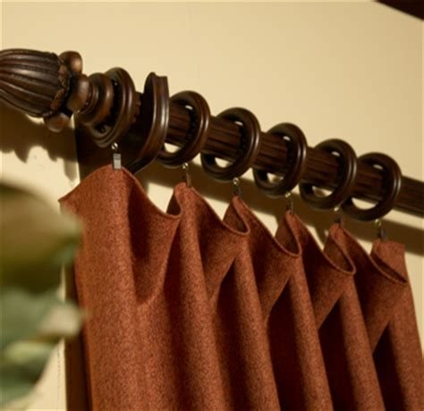 Properly Hanging Curtains Curtain Drapery Rods Curtain Rods Curtains Window