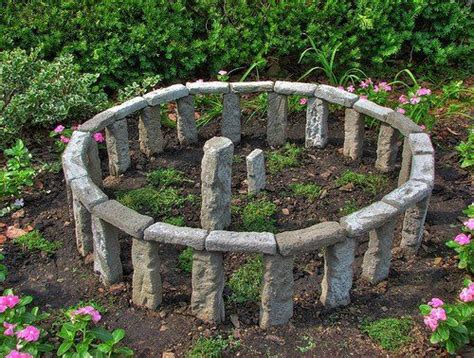 Stonehenge Gardens by Stonehenge Build Your Own And Fairies Garden On