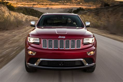 Jeep Grand Cherroke 2014 Jeep Grand Reviews And Rating Motor Trend