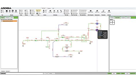 cloud based cad software aids wire harness design 2015