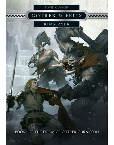 black library gotrek felix kinslayer ebook