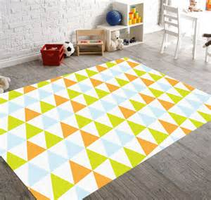 orange and blue nursery nursery rug boys nursery by