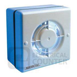 automatic extractor fan bathroom manrose wf100alv 100mm window bathroom fan with automatic