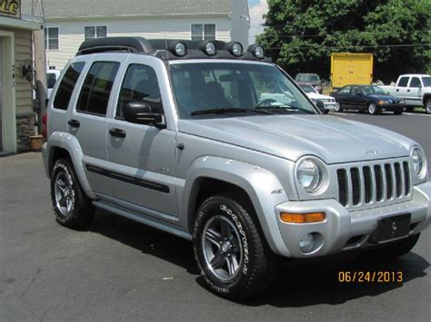 jeep renegade 2004 2004 jeep liberty renegade 4wd for sale in hanover