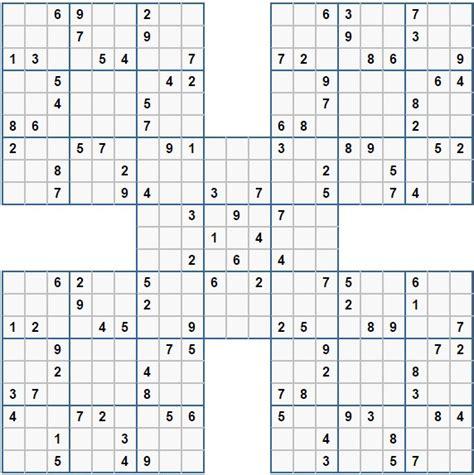 sudoku samurai sudoku onlineorg samurai sudoku