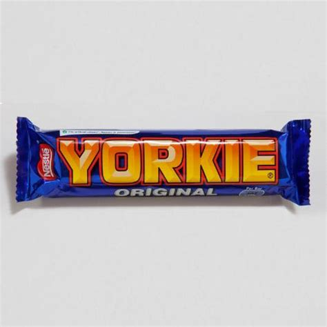 nestle yorkie nestle yorkie chocolate bar set of 6 world market