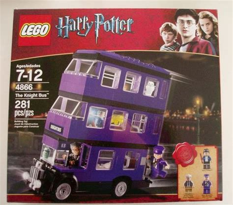 Lego 4866 The lego 4866 harry potter the used retired